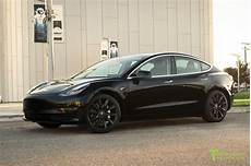 tesla model 3 black tesla model 3 19 performance wheels model dream cars
