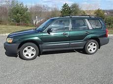 how cars run 2003 subaru forester parental controls sell used 2003 subaru forester x runs 100 fuel efficient awd suv in nanuet new york united