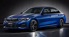 2019 bmw 3 series sedan stretches its wheelbase in china carscoops