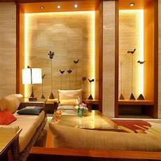 Mit Beleuchtung - 61 coole beleuchtungsideen f 252 r wohnzimmer archzine net