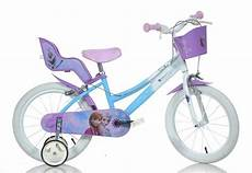 fahrrad 14 zoll mädchen dino kinderfahrrad m 228 dchen 14 zoll 1 187 frozen