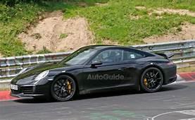 New Porsche 911 GT Model To Bring Back Manual Transmission
