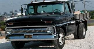 1965 Chevy C30 Flatbed Dually  60 66 Truck Parts