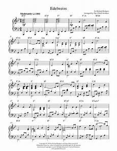 edelweiss sheet music