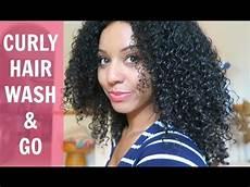 curly hair wash go routine ukcurlygirl youtube