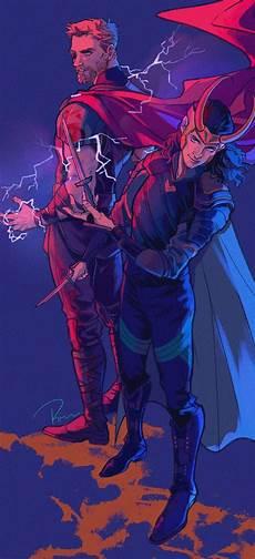 Zauberer Malvorlagen Ragnarok Thor Ragnorok Fanart Loki Fanart Hiddleston Loki Thor
