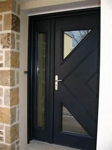 porte d entrée avec tierce porte d entr 233 e alu tierce future maison