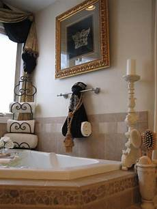 Bathroom Towel Decorating Ideas Master Bath With An In Quot Spa Quot Rational