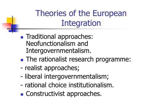 Integration Eu