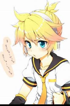 207 best images about len and rin on so kawaii