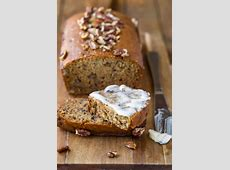 amish banana nut cake with penuche frosting_image