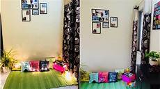 Indian Home Decor Ideas On A Budget by Small Budget Living Room Makeover In 2k Diy Indian