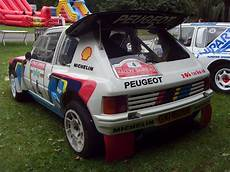 Sucksqueezebangblow Peugeot 205 T16 Evo Ii