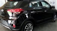 Hyundai I20 Schwarz - hyundai i20 active 2016 phantom black looks