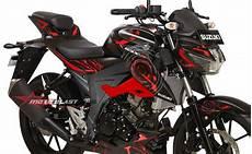 Suzuki Gsx S150 Modifikasi by Modifikasi Motor Terbaru Suzuki Gsx S150