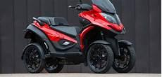 Essai Quadro4 Le Premier Scooter 224 4 Roues Challenges Fr