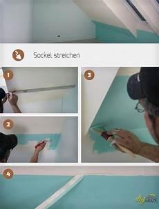 Tipps Beim Streichen - sockel streichen saubere farbkanten durch abkleben