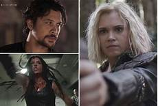 The 100 Staffel 5 Start Photos The 100 Season 5 Trailer Preview Clarke