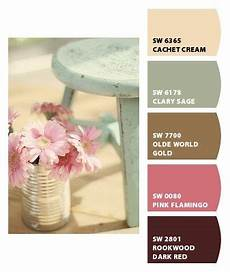 shabby chic paint colors from chip it by sherwin