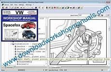 download car manuals 1987 volkswagen jetta interior lighting vw spacefox workshop repair manual