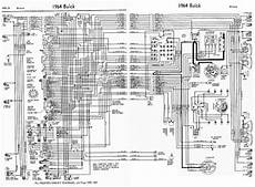 buick riviera 1964 electrical wiring diagram all about