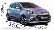 Hyundai I10 2014 Dimensions Boot Space And Interior