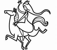 Malvorlage Pferd Prinzessin Kostenlose Malvorlage Prinzessin Prinzessin Auf Ihrem