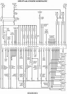 98 mercury grand marquis engine diagram repair guides wiring diagrams wiring diagrams autozone