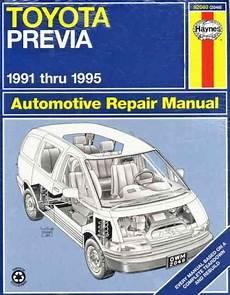 what is the best auto repair manual 1995 eagle talon parking system toyota tarago previa estima 1991 1995 haynes service repair manual workshop car manuals