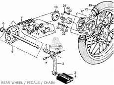 honda pa50ii hobbit 1979 z usa 30 mph parts list partsmanual partsfiche
