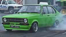 Ford Mk2 Runs 14 20 At 98 Mph