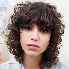 locken frisuren halblang pin by marina hair on frisuren trends in 2019 frisuren