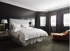 dark gray bedroom contemporary bedroom denai kulcsar interiors