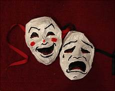 Maske Selber Machen - philosfx theater masks a diy papier mache project