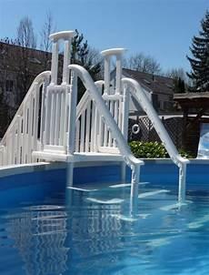 pool treppe in 06369 wei 223 andt g 246 lzau f 252 r 20 00 kaufen