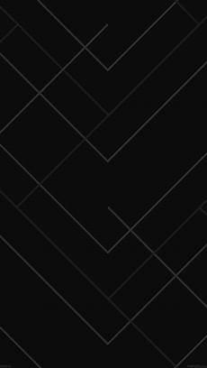 Abstract Black Wallpaper Pattern