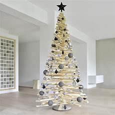 Weihnachtsbaum Modern Holz - diy weihnachtsbaum aus holzlatten muttis n 228 hk 228 stchen