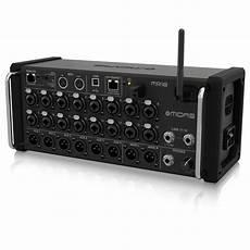Midas Mr18 Digital Mixer At Gear4music