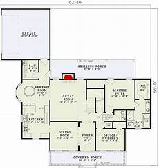 3 bedroom country house plans country house plan with three to five bedrooms 59662nd