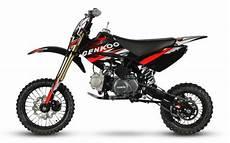 cenkoo 125 125cc 14 12 quot cross dirt bike pit bike schwarz