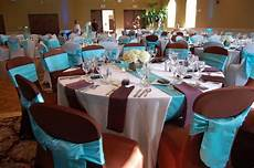 blue and brown wedding decorations wedding wedding dining table setting with blue brown