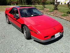 how things work cars 1985 pontiac fiero transmission control find used 1985 pontiac fiero gt v6 4 speed low miles loaded in palmyra virginia united states