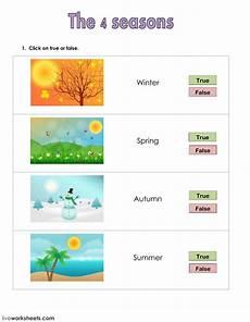 worksheets seasons and clothes 14754 seasons and clothes interactive worksheet