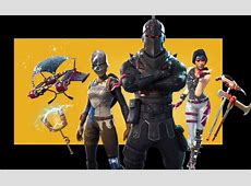 Fortnite Battle Royale Skins Past, Present and Future