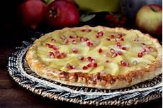 crostata crema pasticcera e grano di pasqua fatto in casa da benedetta rossi ricetta nel crostata di pasta sfoglia con mele e melagrana dolci da sogno