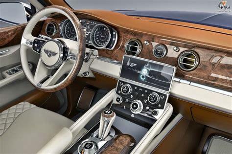 Bentley Falcon Suv Interior
