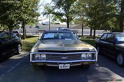 Chassis 166479T092121 1969 Chevrolet Caprice