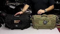 compare the 5 11 tactical and vanquest messenger style bag
