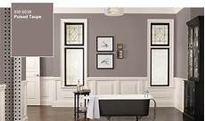 taupe interior 2017 sherwin williams color of the year poised taupe