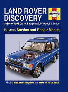 service manuals schematics 1997 land rover range rover engine control land rover discovery repair manual 1989 1998 haynes 3016